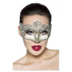 Υψηλής ποιότητας βίντατζ μάσκα για τα μάτια με περίτεχνο κέντημα