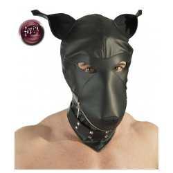 Βγάλτε το ζώο από μέσα σας! Kinky μάσκα σκύλου