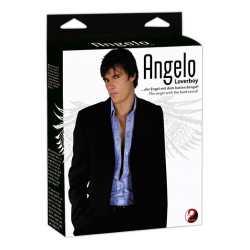 Ανδρική κούκλα Angelo. Ο μυστικός σας εραστής!
