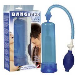 BANG BANG BLUE PENISPUMP