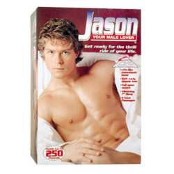 Jason Your Male Lover!