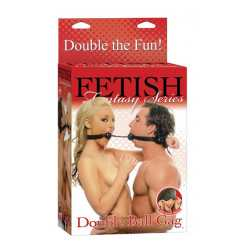 FETISH FANTASY - DOUBLE BALL GAG