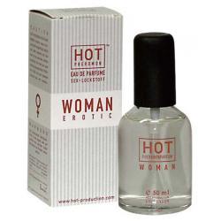 Το άρωμα φερορμονών HOT WOMAN προσελκύει τους άνδρες σαν μαγνήτης!
